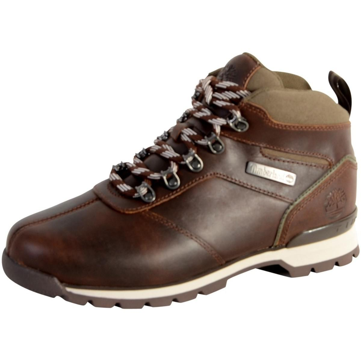 Timberland Shoes A1hn9 Splitrock 2 Tobacco Women s Walking Boots In ... f5da63c38