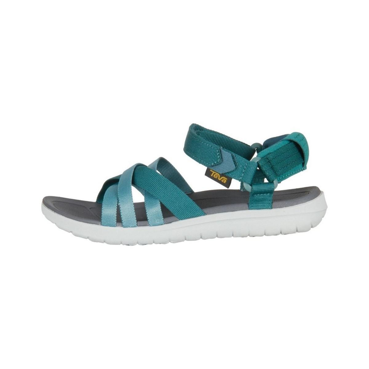 94293c52b Teva Sanborn Sandal Women s Sandals In Multicolour - Lyst