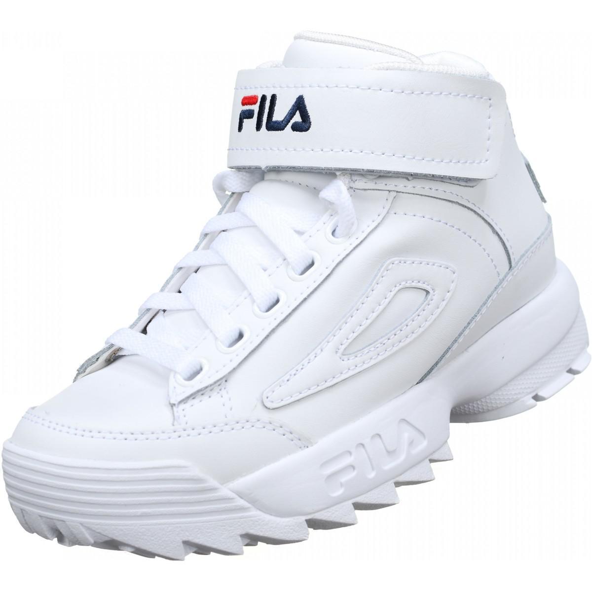 Chaussures Blanc Femmes Fila En Coloris Femme Basket Disruptor 0nvmwon8 76bfYgy