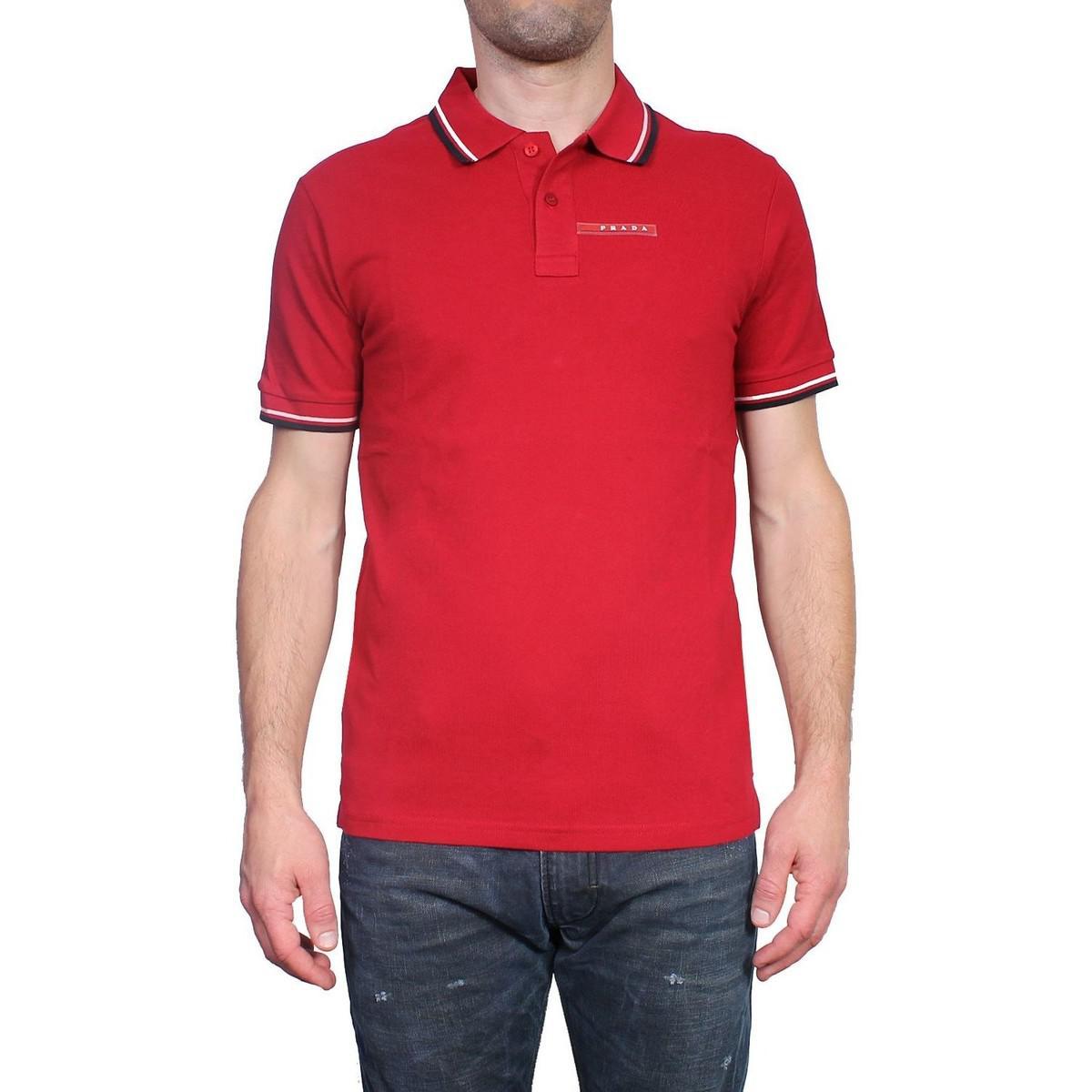 bf3cc6be Mens Prada Polo Shirt Uk | Azərbaycan Dillər Universiteti