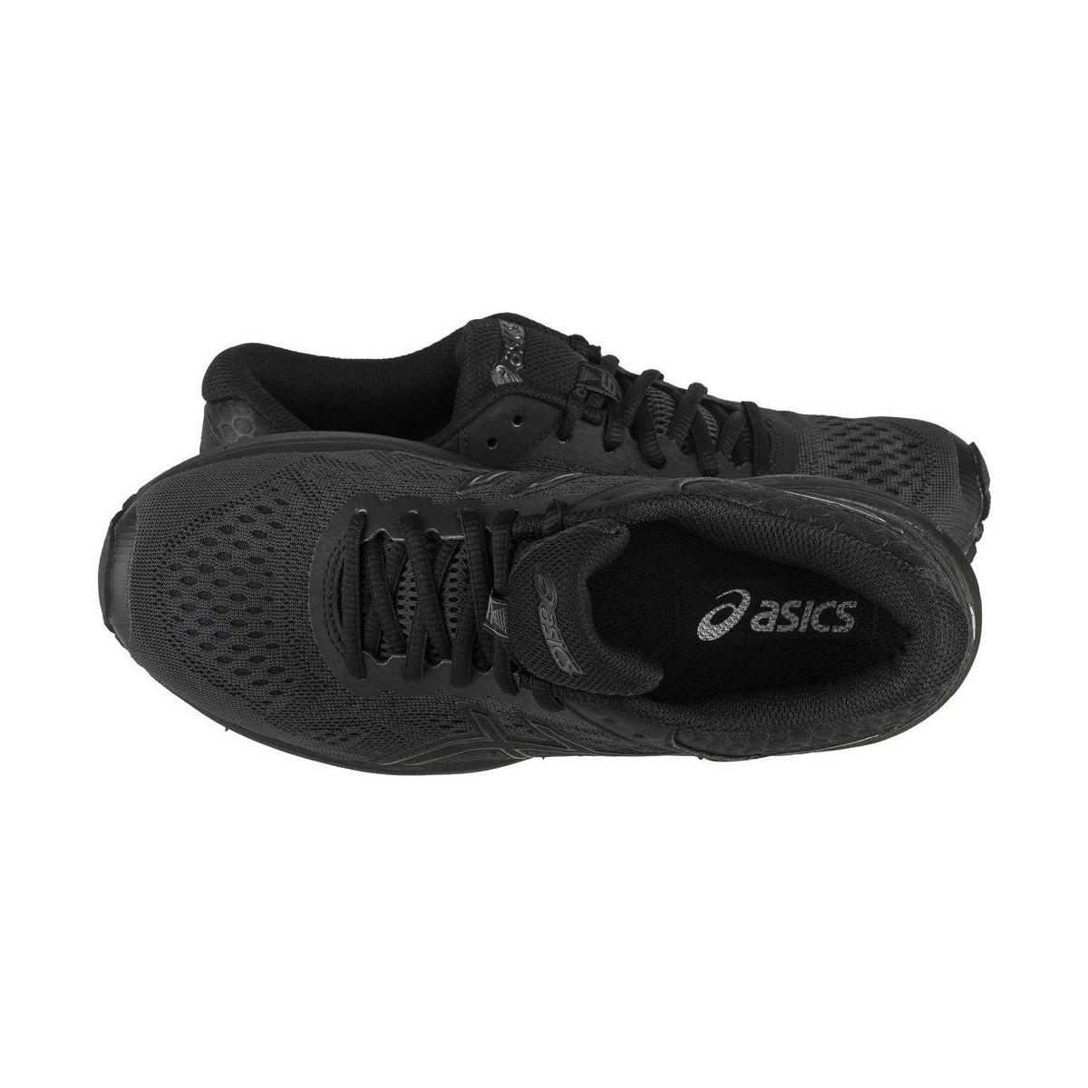 4086159e87d7 Asics Gt-1000 6 Running Shoe in Black - Lyst