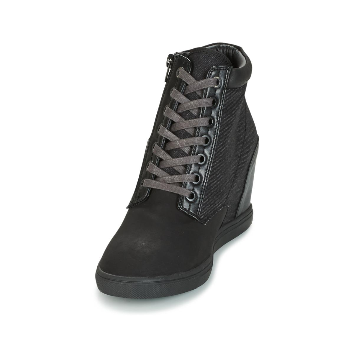 G-Star PRISTEL ZIP WEDGE women's Shoes (High-top Trainers) in Buy Cheap For Sale GfkmL