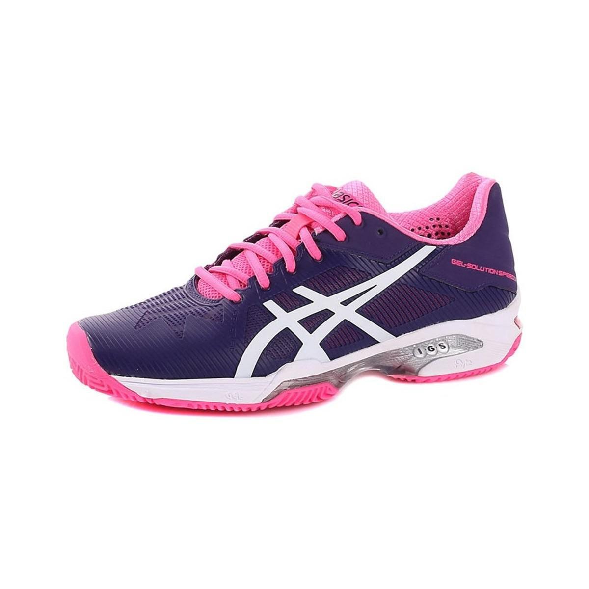 Manchester Great Sale Sale Online Asics Gelsolution Speed 3 Clay Womens women's Tennis Trainers (Shoes) in Discount Footlocker Pictures Amazon Online Cheap Footlocker Finishline Marketable Sale Online 41NL97YtEg