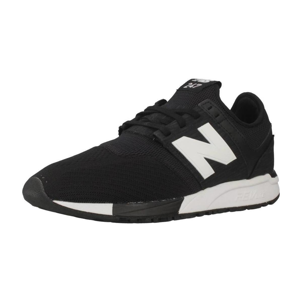 New Balance MRL247-CK-D - Trainers - black 0us4V2