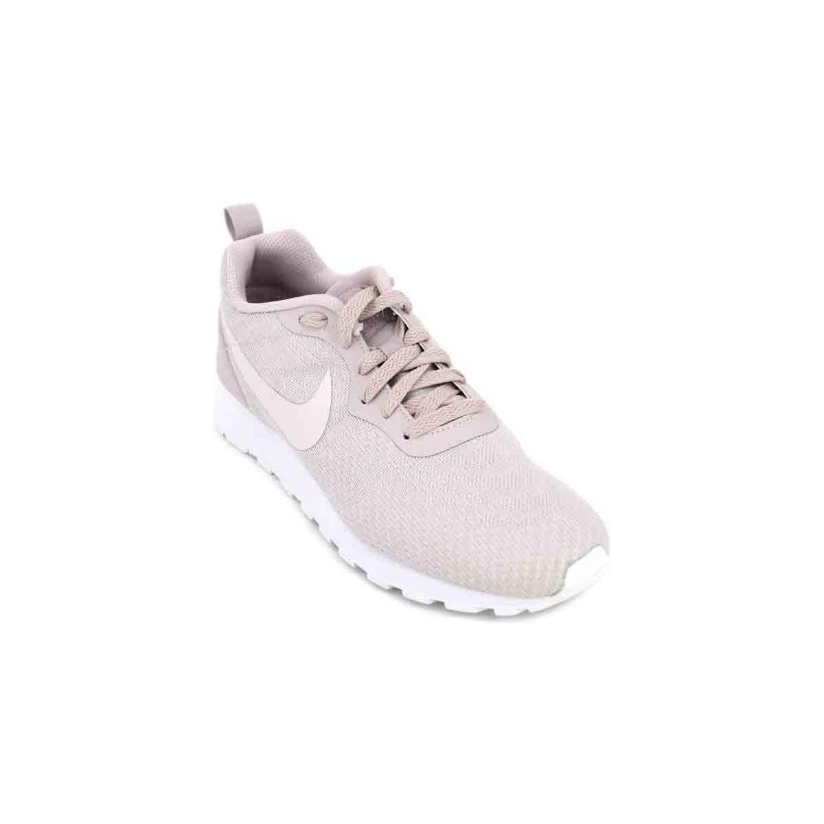 more photos ef15d 20e2f Nike. Wmns Md Runner 2 Eng 916797 Women s Trainers Women s Shoes (trainers)  In Pink