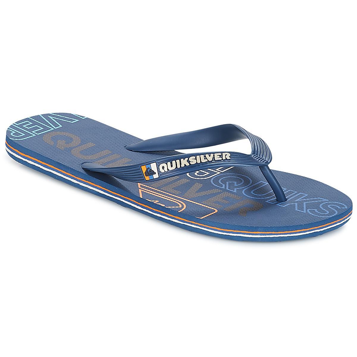 fa55cea80ff Quiksilver Molokai Nitro M Sndl Xbbb Men s Flip Flops   Sandals ...