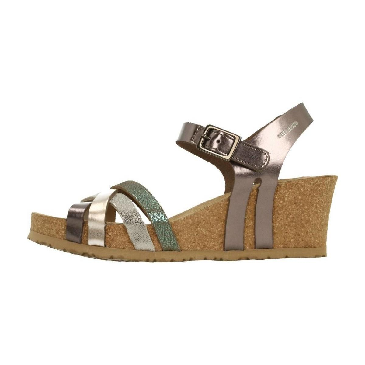 9a37df08fcb3ae Mephisto - Multicolor Lanny Star Women s Sandals In Other - Lyst. View  fullscreen