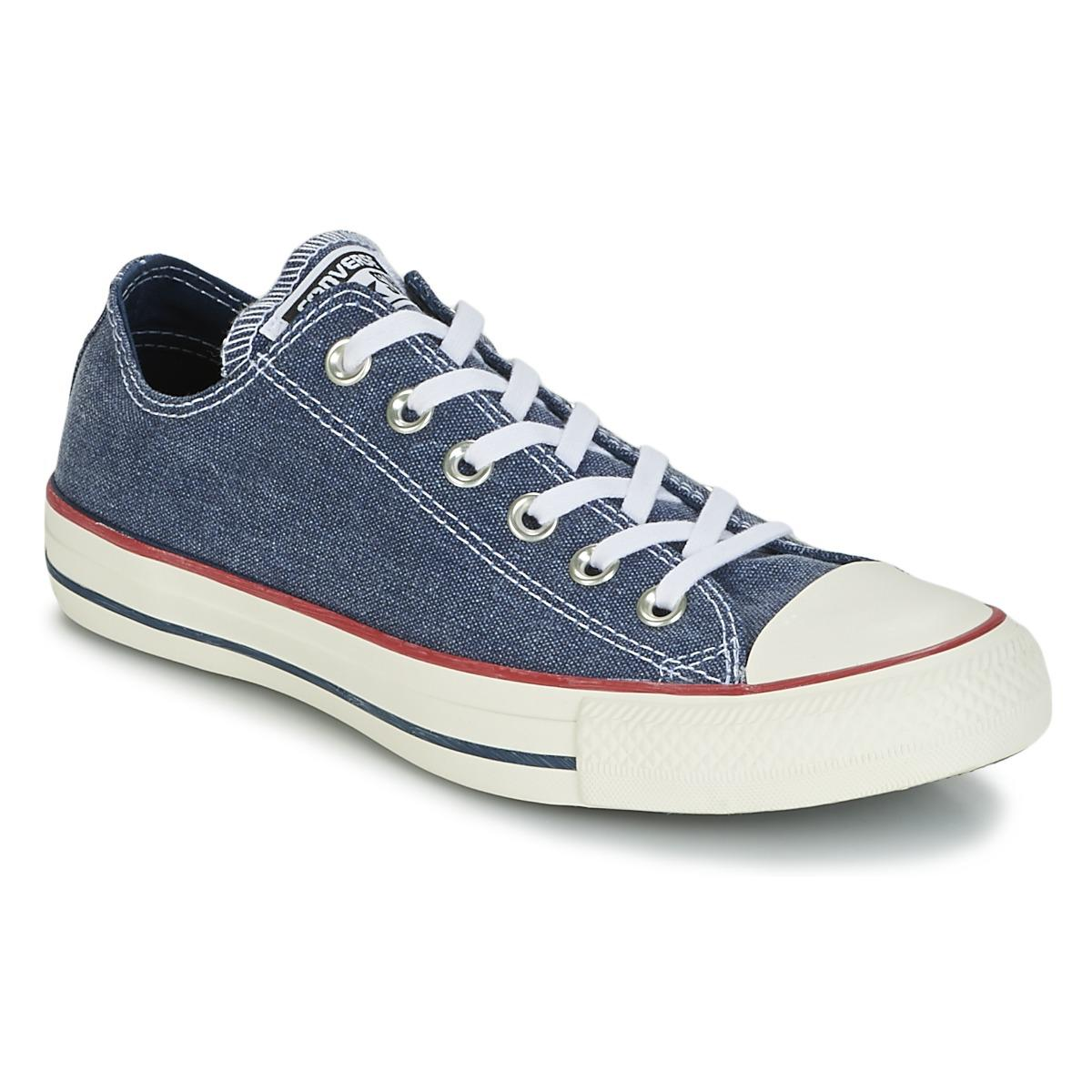 639fca53c7c8 Converse Chuck Taylor All Star Ox Stone Wash Shoes (trainers) in ...