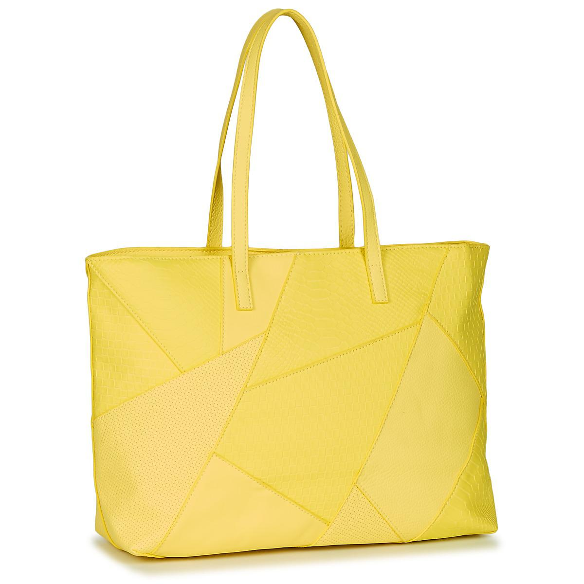 Desigual Bols halley Redmond Women s Shopper Bag In Yellow in Yellow ... 9c5284b43ef18