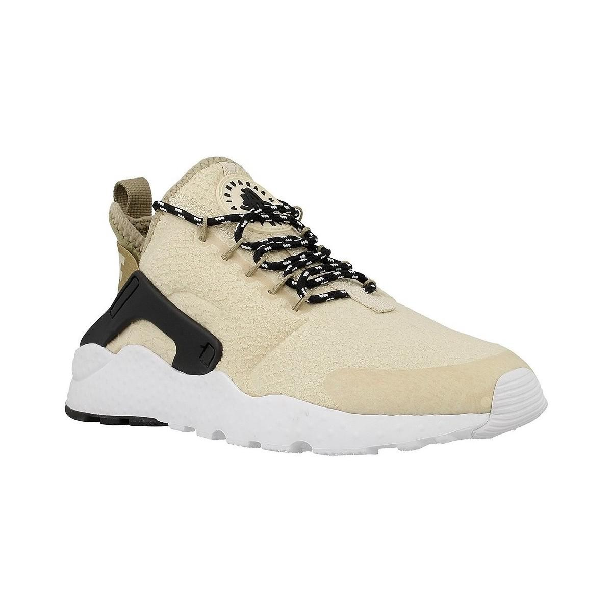 Nike W Air Huarache Run Ultra Femme Chaussures in (trainers) In Beige in  107608 c01706bacec8