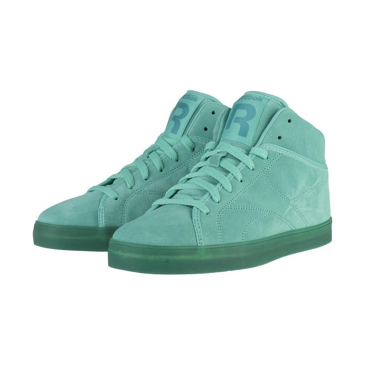 8f19778aa41b8a Reebok T Raww Men s Shoes (high-top Trainers) In Green in Green for ...