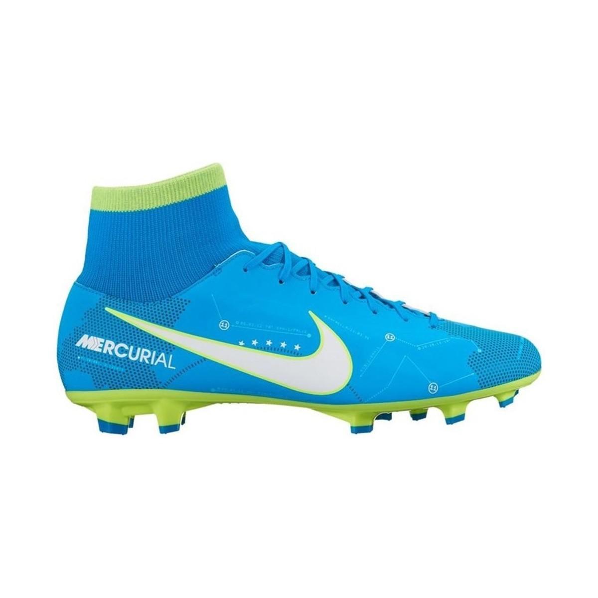 cb1e69b8a Nike - Mercurial Victory Vi Dynamic Fit Neymar Men s Football Boots In Green  for Men -