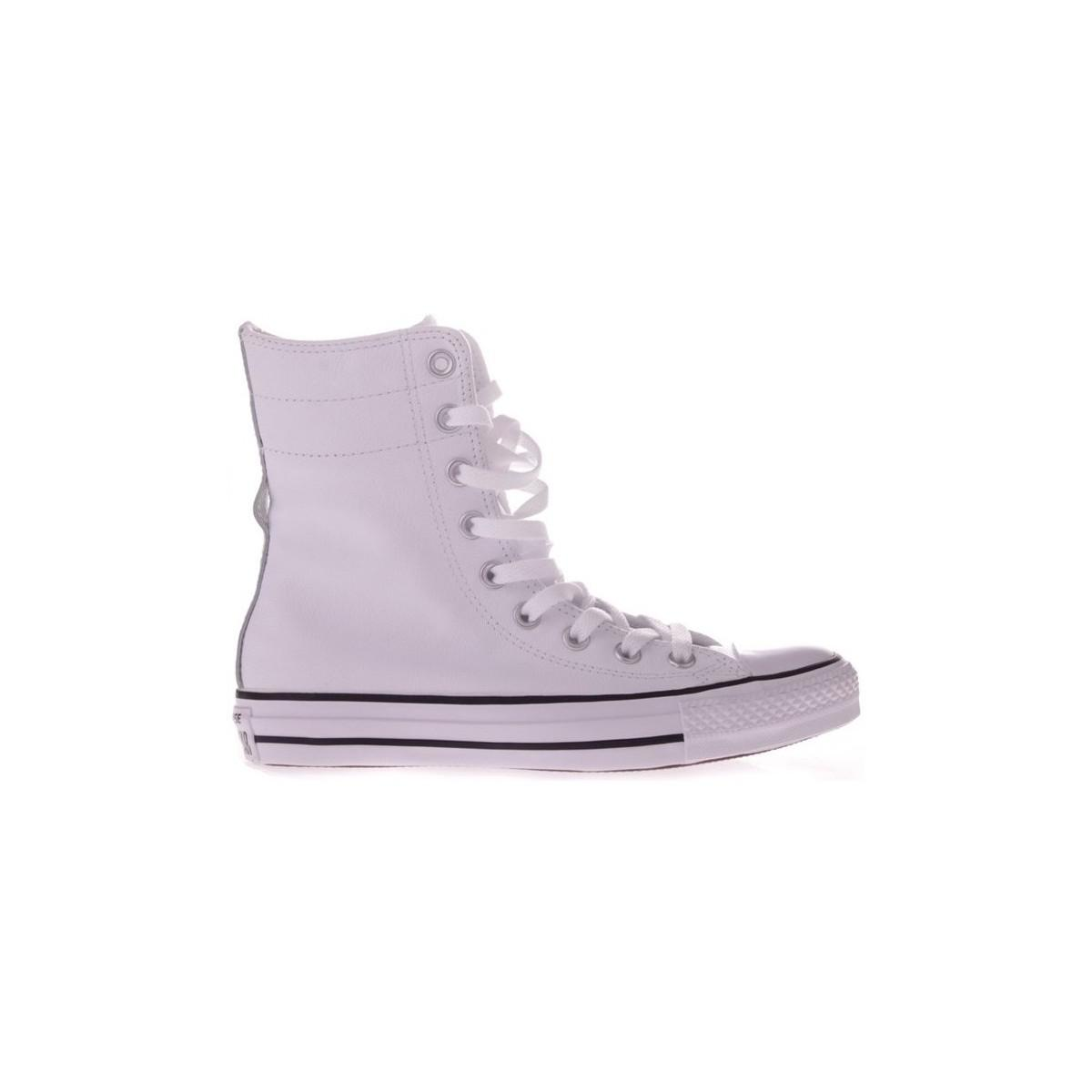 3f07a61cfdc Converse Chuck Taylor Hirise Xhi Men's Shoes (high-top Trainers) In ...