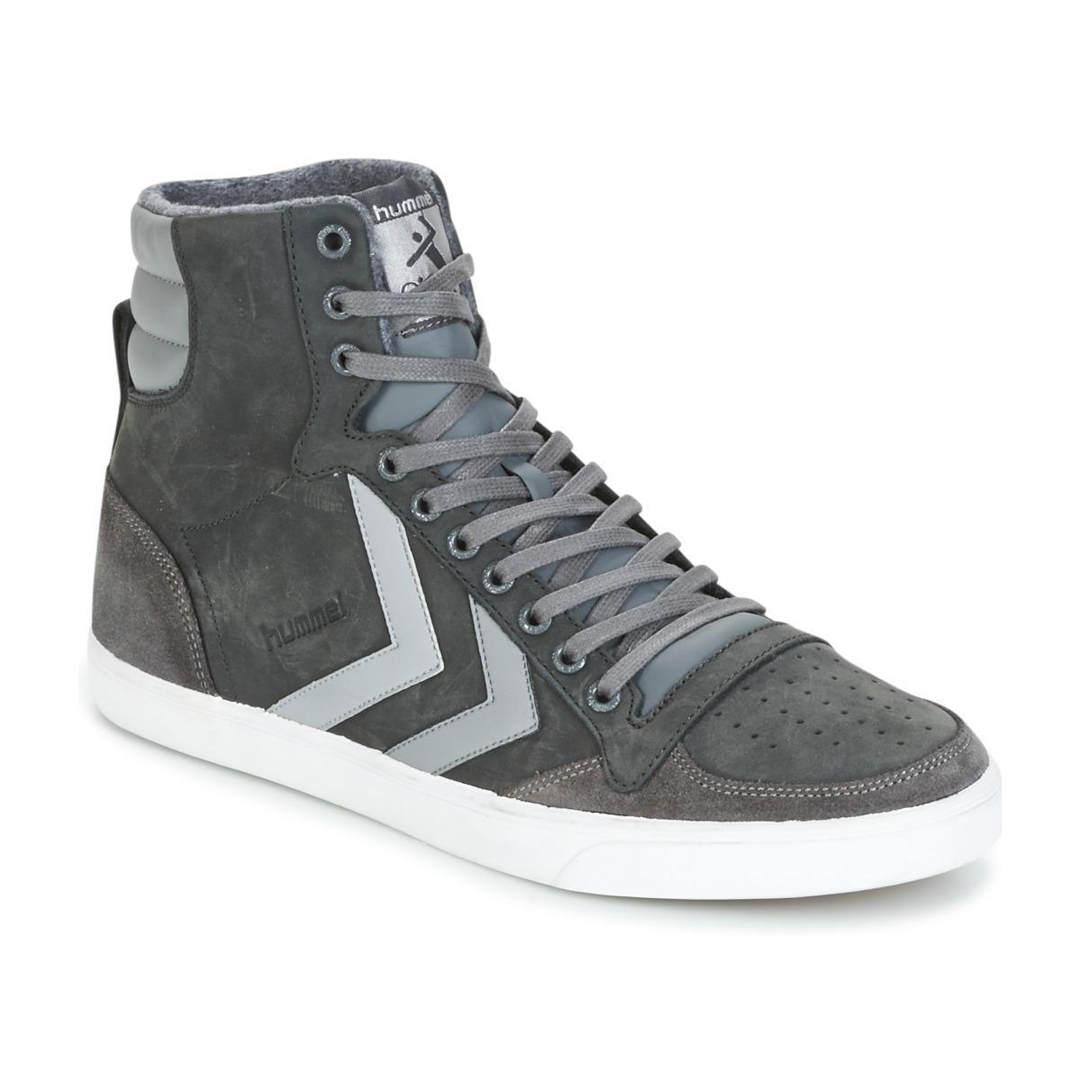 Mono Stadil Mince Huilée Haute - Chaussures - High-tops Et Chaussures De Sport Hummel 7OjNRqXByh