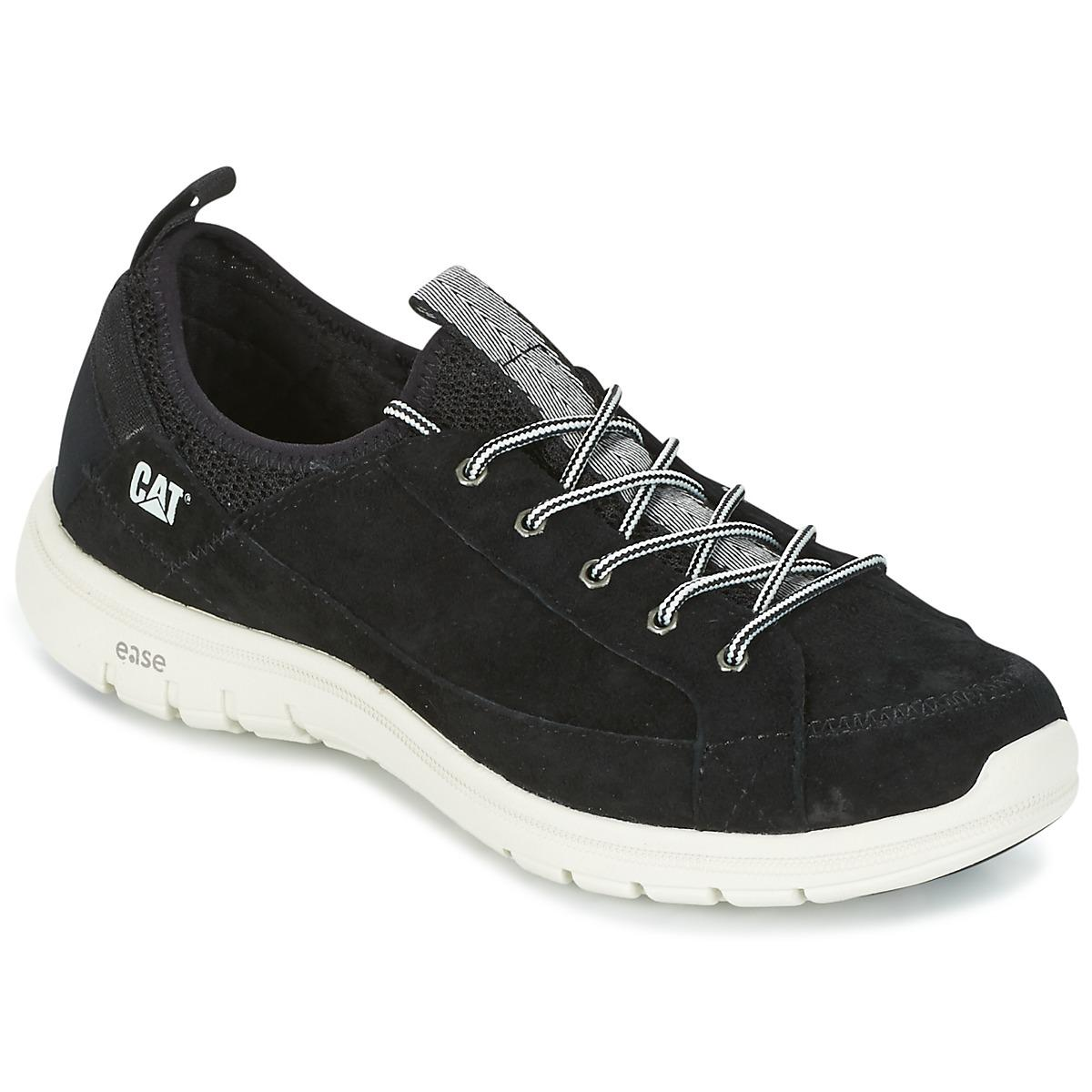 5ef2f2f0ff8 Caterpillar Swain Women s Shoes (trainers) In Black in Black - Lyst