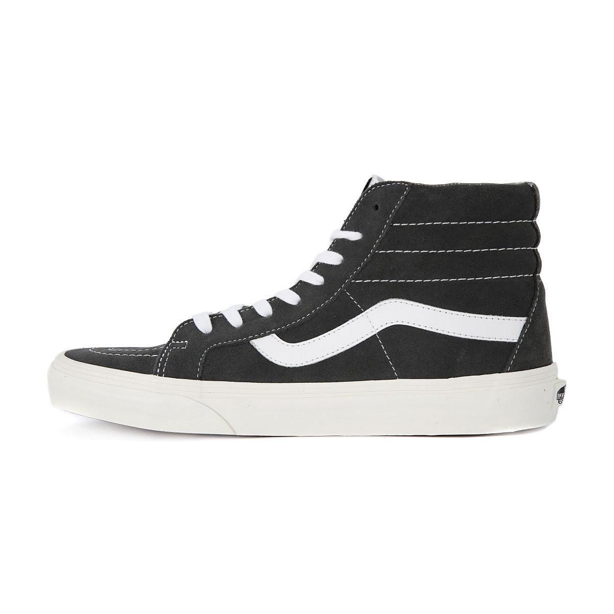 Vans Sk8 Hi Reissue Retro Sport Women s Shoes (high-top Trainers) In ... f487e098f