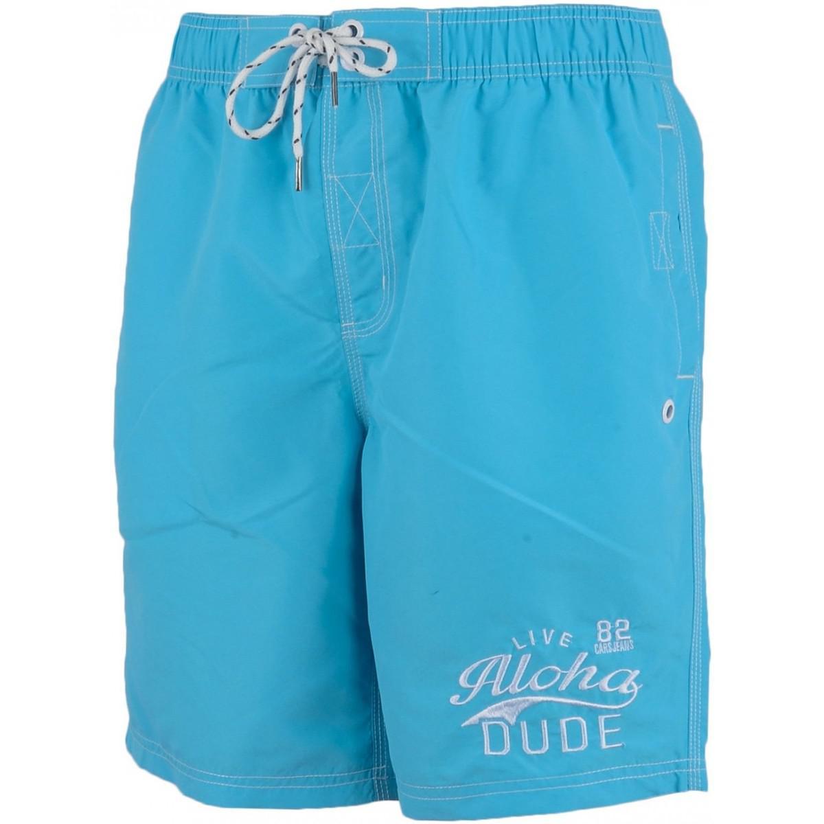 de3d7dafba Disney Toce Neon Blue Men's Shorts In Blue in Blue for Men - Lyst