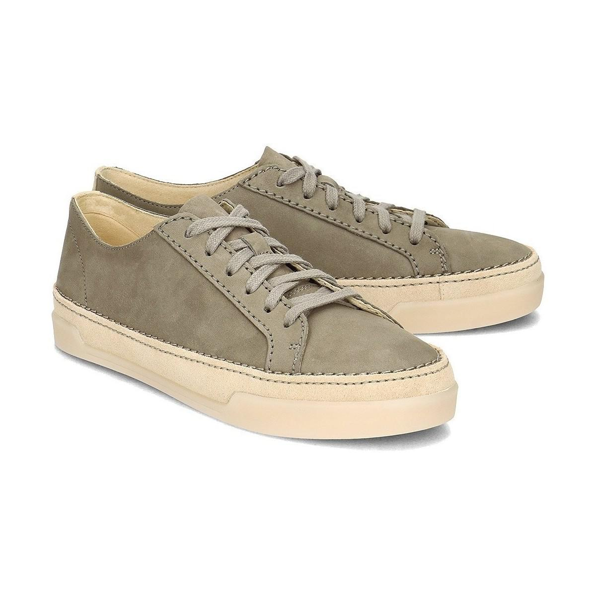 38274f387e6e Clarks Hidi Holly Women s Shoes (trainers) In Beige in Natural - Lyst