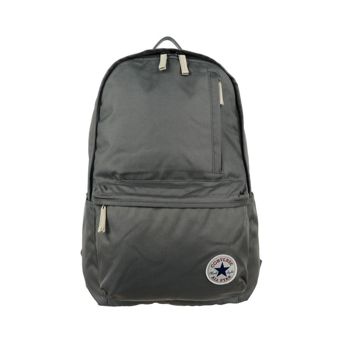 bf46b8fc021 Converse Original Backpack Core Women s Backpack In Grey in Gray - Lyst