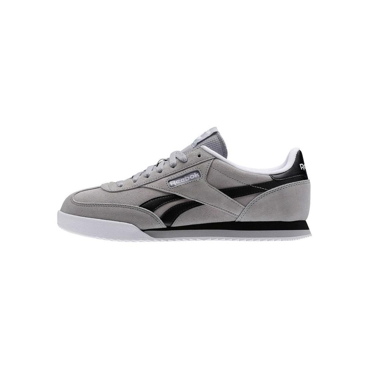 731d75c74a8 Reebok Royal Rayen 2 Men s Shoes (trainers) In Black in Black for ...
