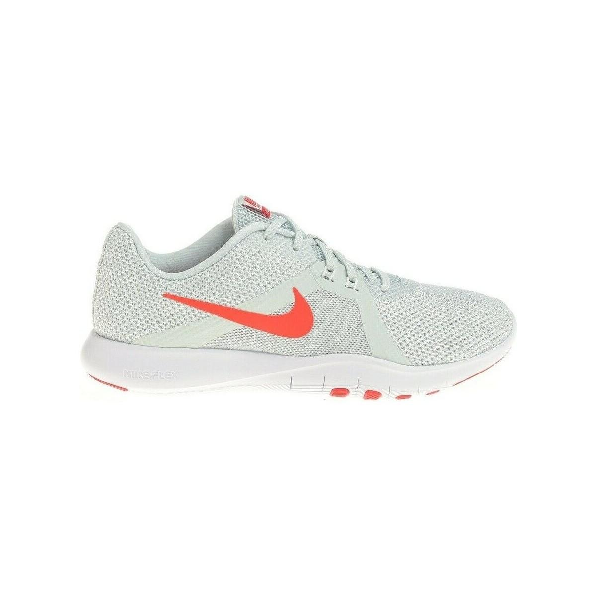 51a0d4a210e4 Nike - Gray Flex Tr 8 924339 Women s Shoes (trainers) In Grey - Lyst. View  fullscreen
