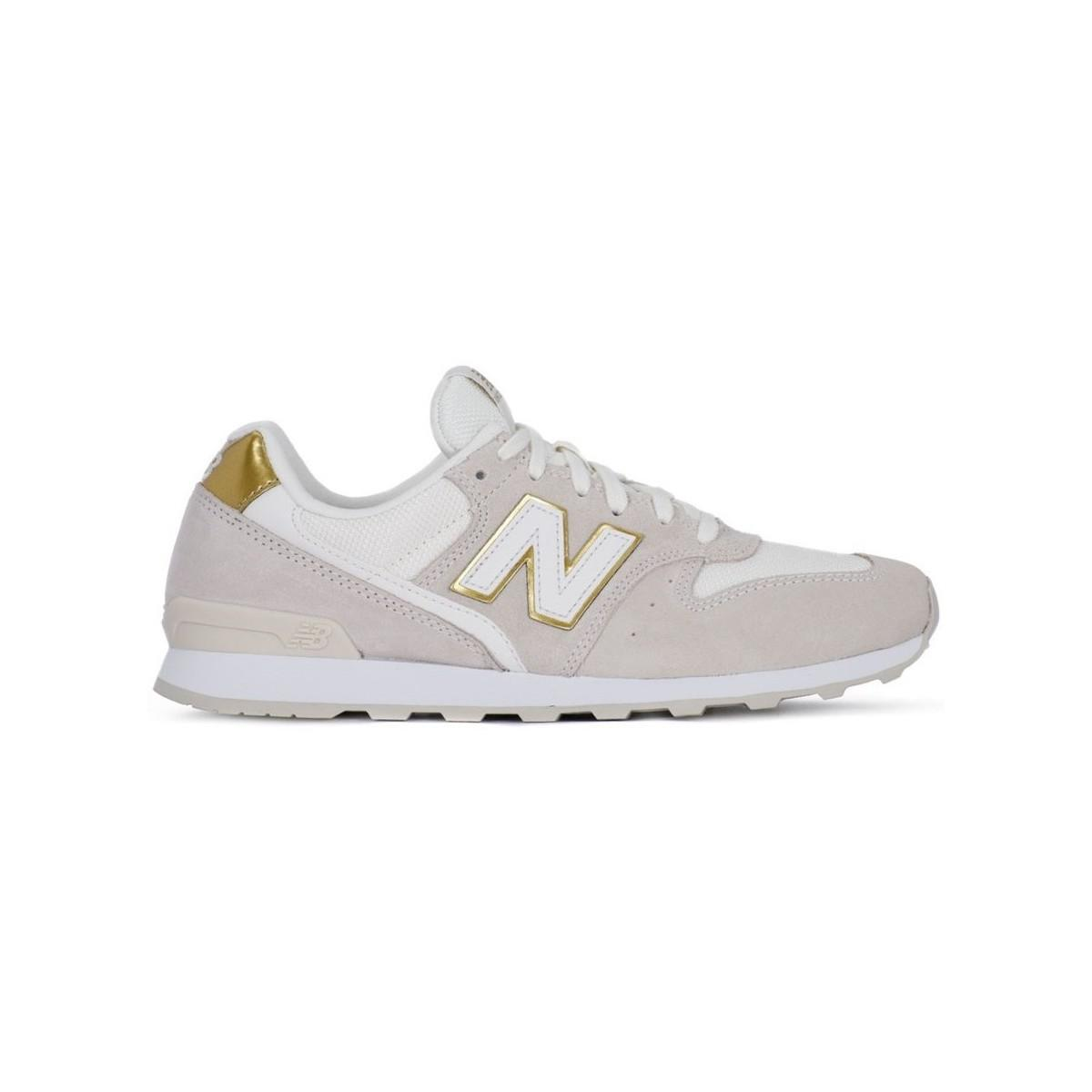 Lyst trainers New 996 Women's Pink Shoes In Balance vSS1nqw0