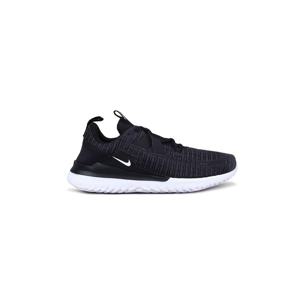 on sale 6a360 13282 RENEW ARENA femmes Chaussures en Noir Nike en coloris Noir - Lyst