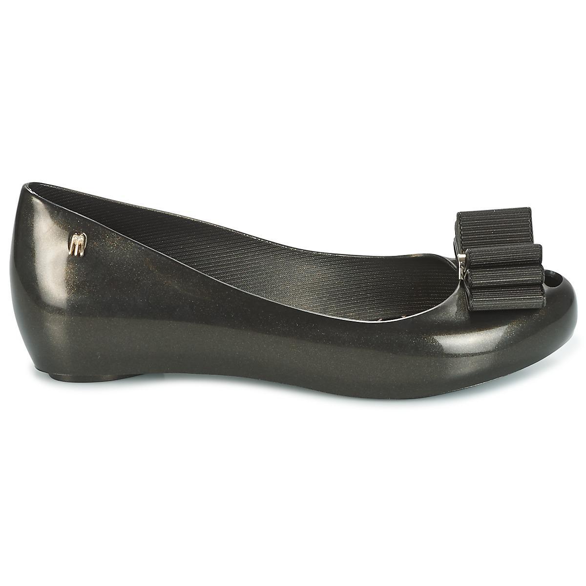 Melissa   Jwu Ultragirl Sweet Black Women s Shoes trainers In Black    Lyst View Fullscreen
