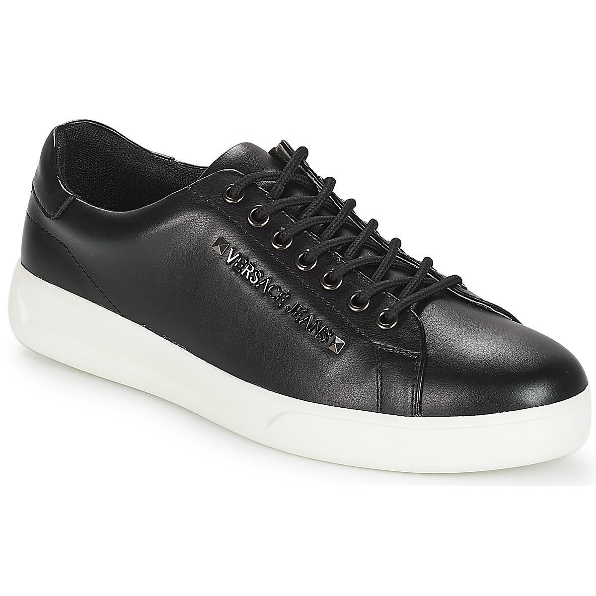 28430f72f4b8 Lyst - CACHI hommes Chaussures en Noir Versace Jeans pour homme en ...