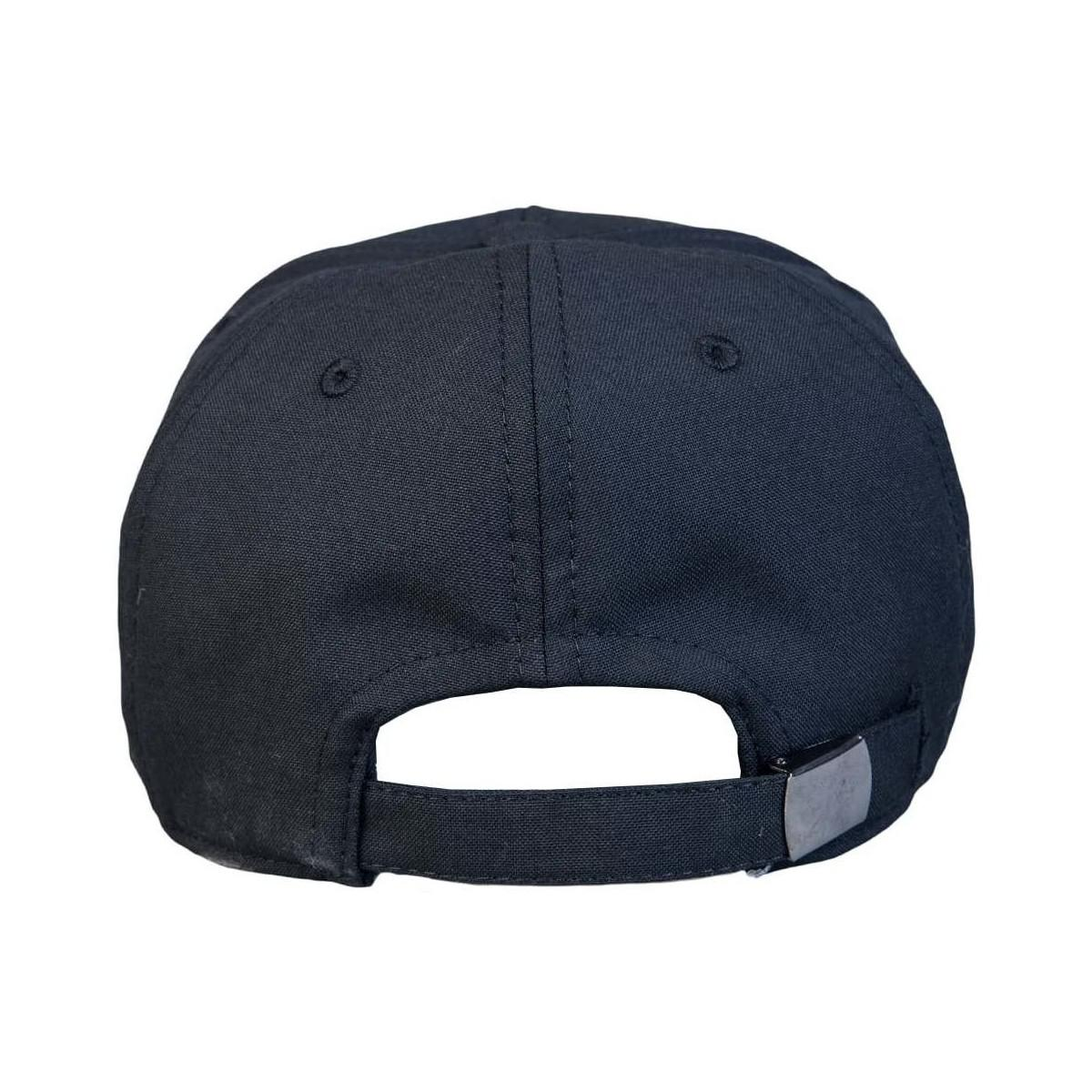 ded842fd9 Versus Versace Baseball Cap Buc0019 Bt10596 Men's Cap In Black in ...