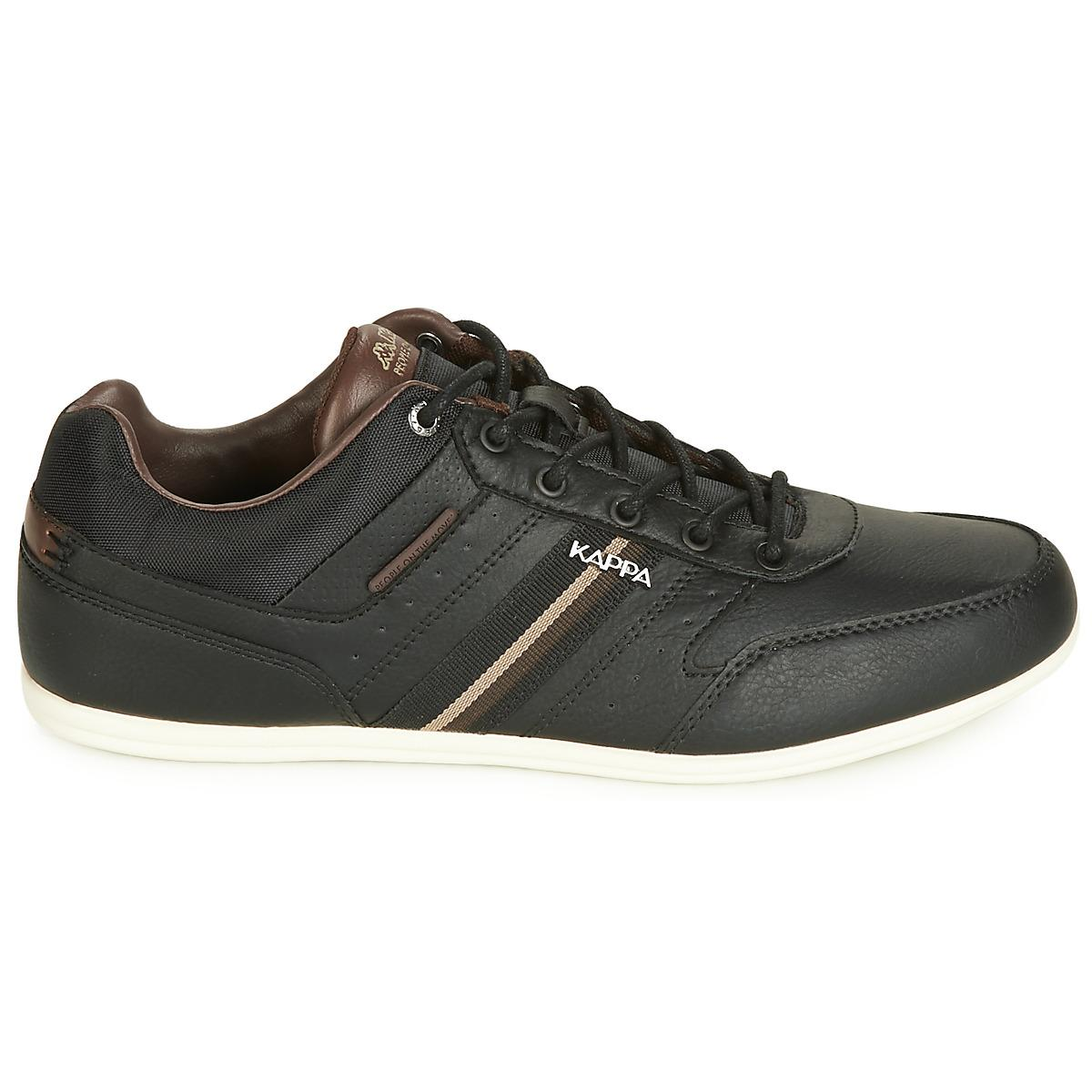 965cebe2d3b ... Kappa - Whoole Men's Shoes (trainers) In Black for Men - Lyst. Visit  Spartoo. Tap to visit site