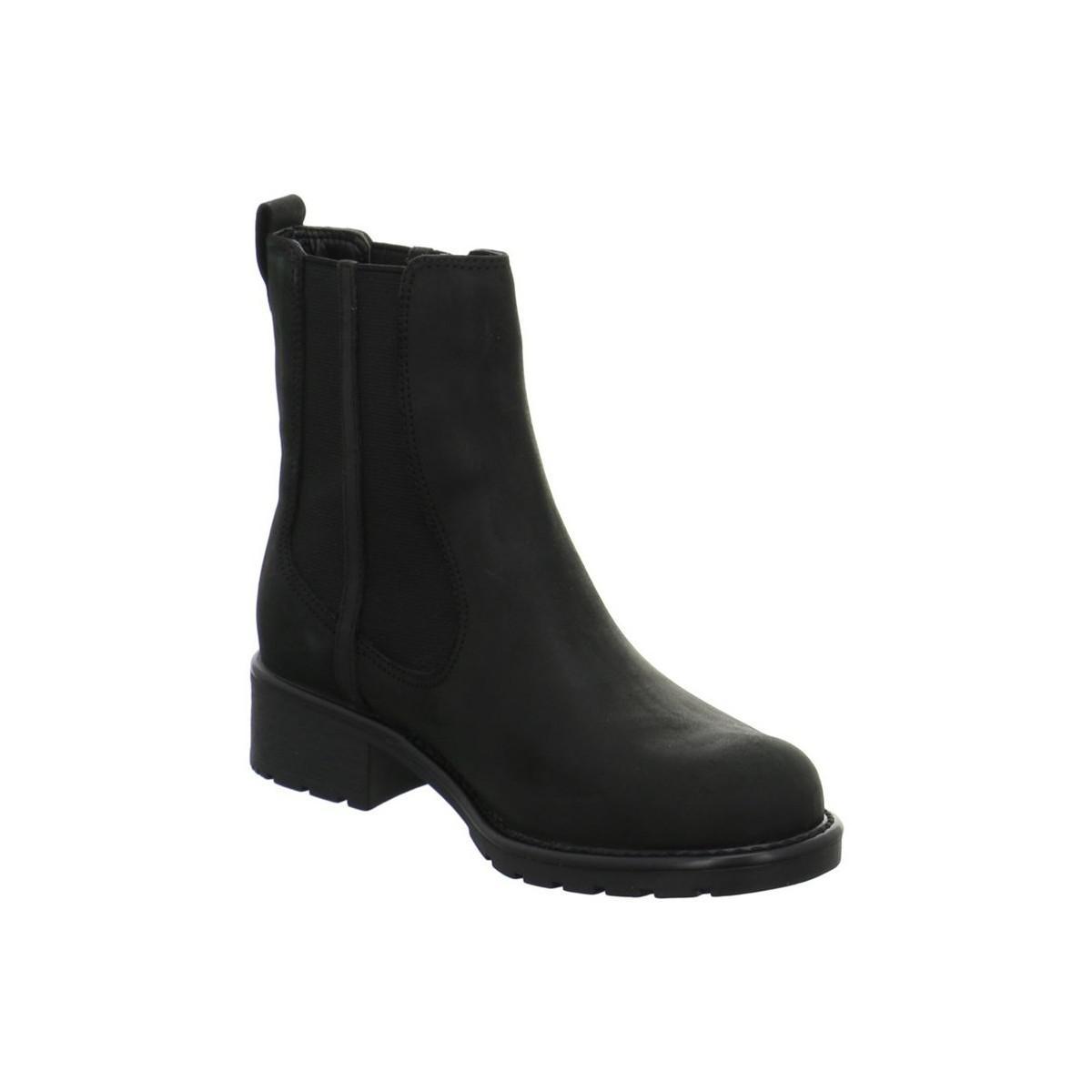 brand new eb18a b6c1c clarks-black-Orinoco-Hot-Womens-Mid-Boots-In-Black.jpeg