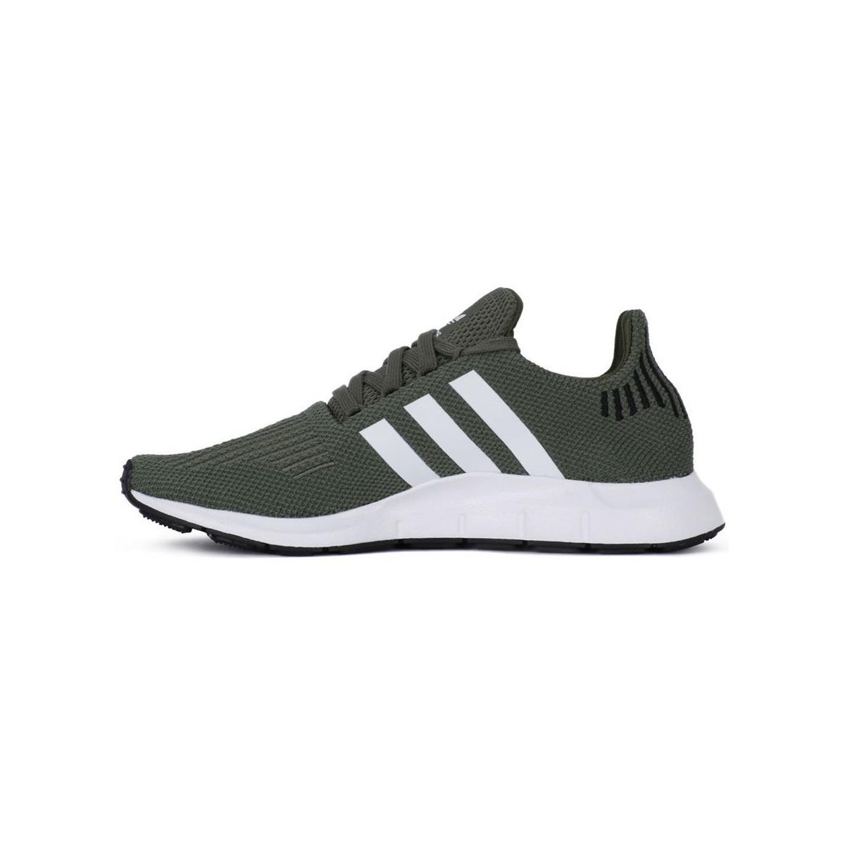 detailed pictures 43f09 58df9 Adidas - Multicolor Swift Run W Mens Shoes (trainers) In Multicolour for  Men -. View fullscreen