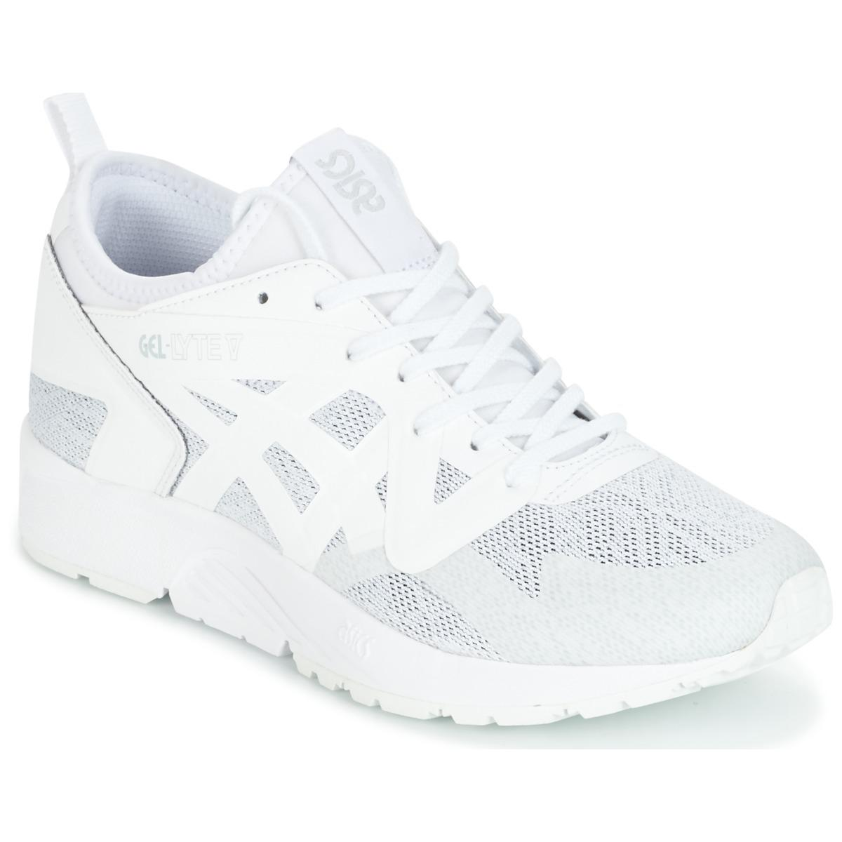 hot sales b2b39 b4eca Asics Gel-lyte V Ns Men's Shoes (trainers) In White in White ...