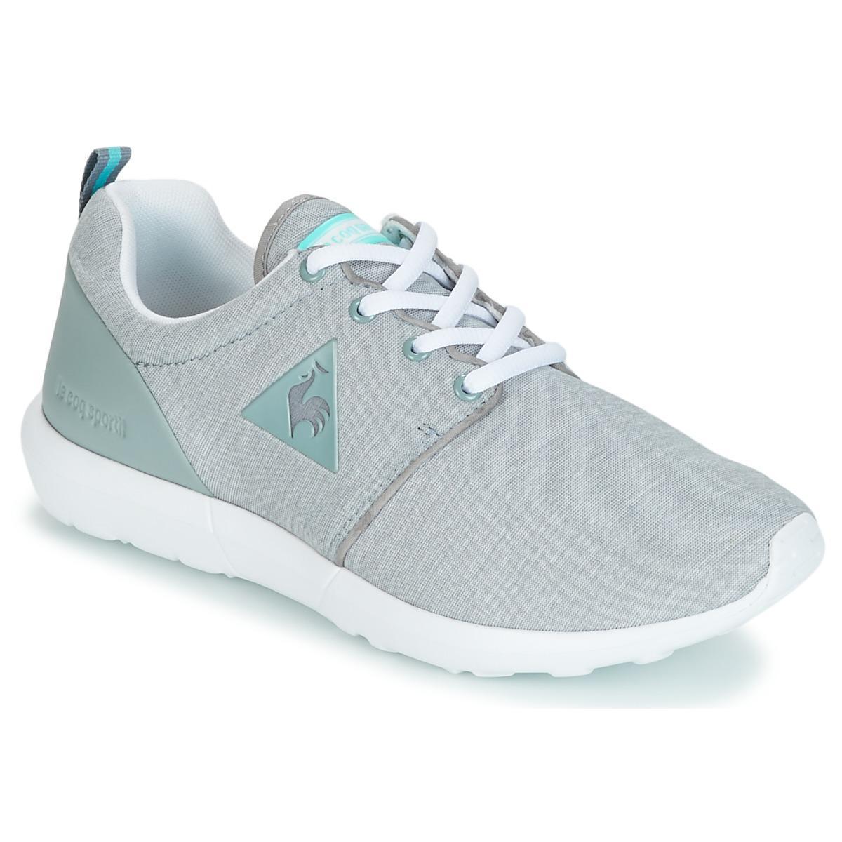 6b91c72b3ff3 Le Coq Sportif Dynacomf W Tech Jersey Shoes (trainers) in Gray - Lyst