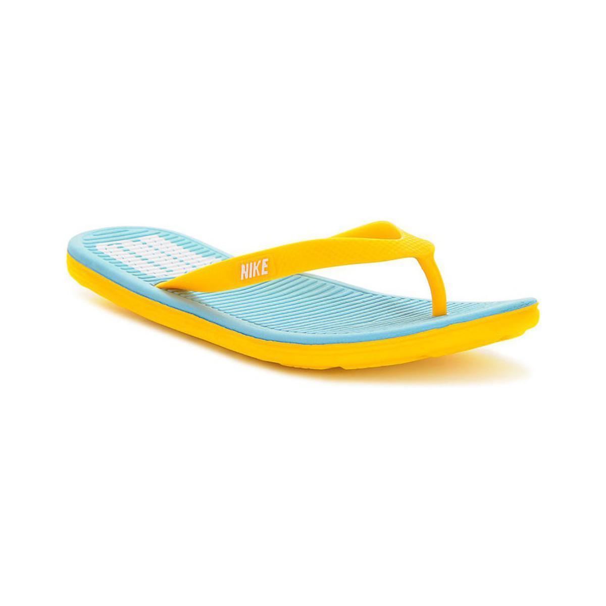 1363d78ee Nike Solarsoft Thong 2 Soccer Men s Flip Flops   Sandals (shoes) In ...