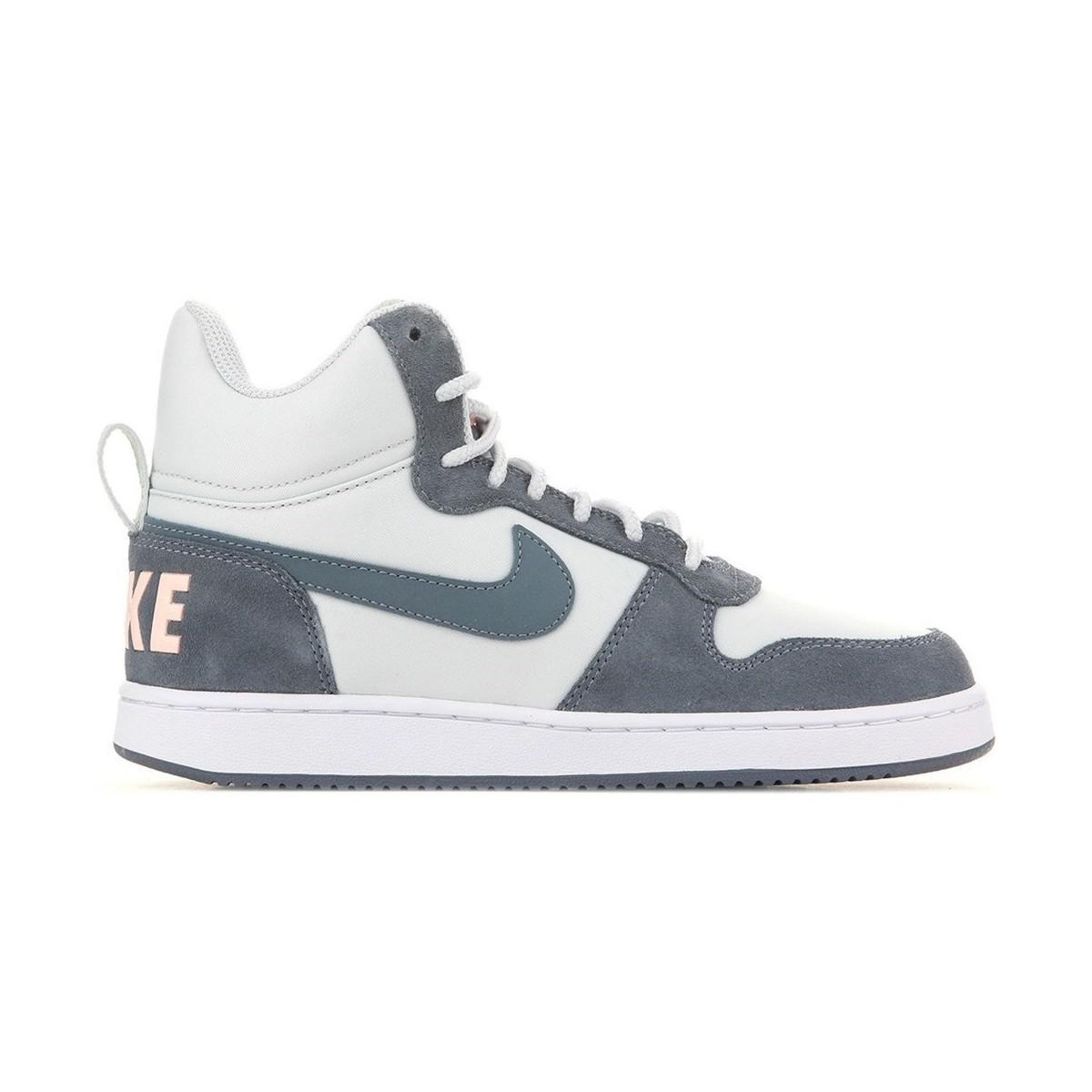 official photos f35d1 9b395 Nike  s W Court Borough Mid Prem Gymnastics Shoes - Lyst