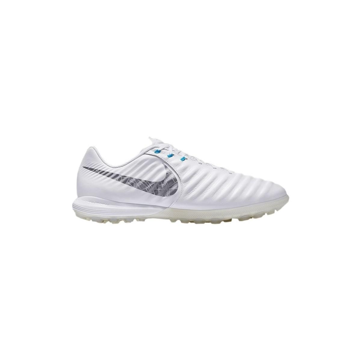 wholesale dealer a4c5f fce14 Nike Lunar Legend 7 Pro Tf Men s Football Boots In White in White ...