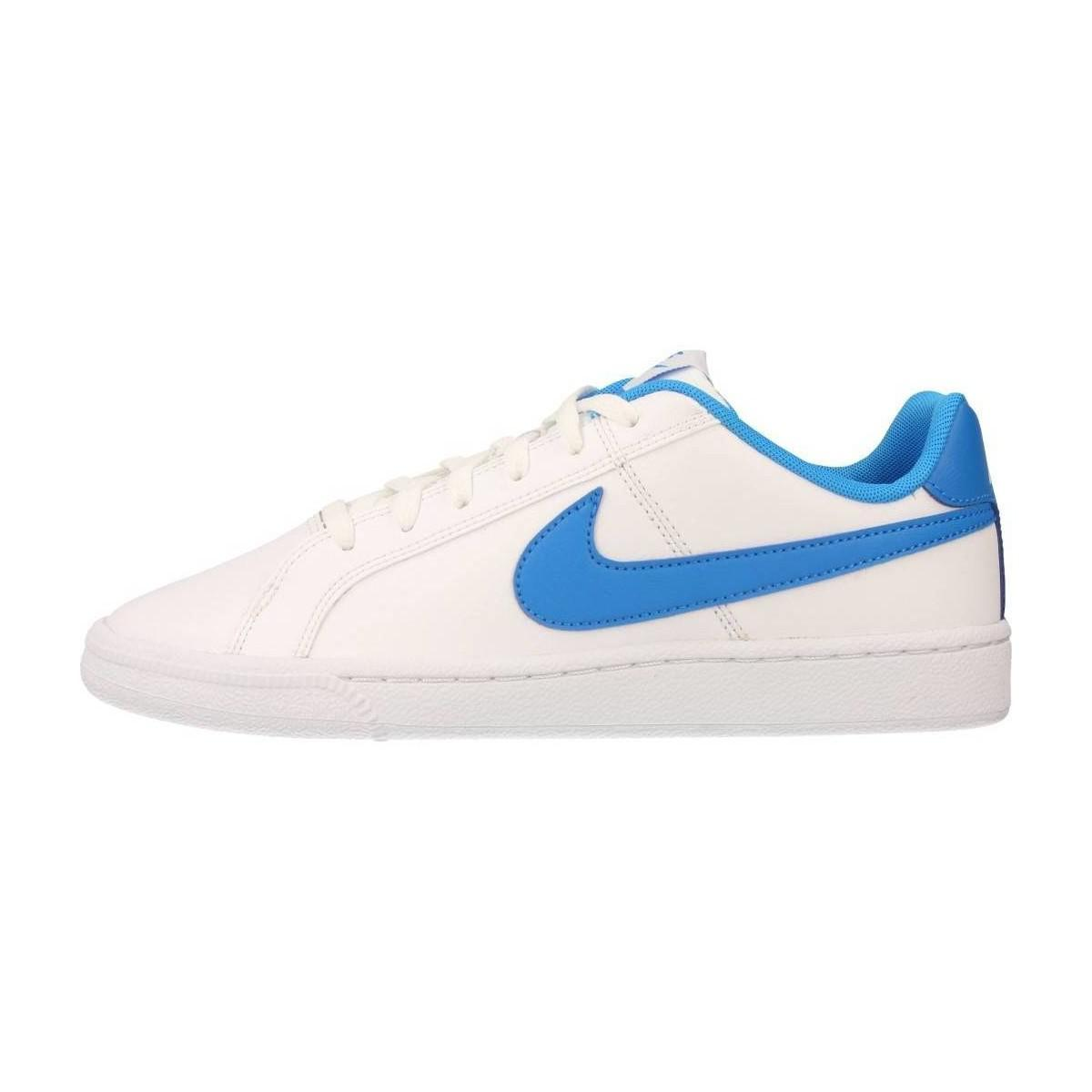 sports shoes 799c9 08674 Nike Court Royale Women s Shoes (trainers) In White in White - Lyst