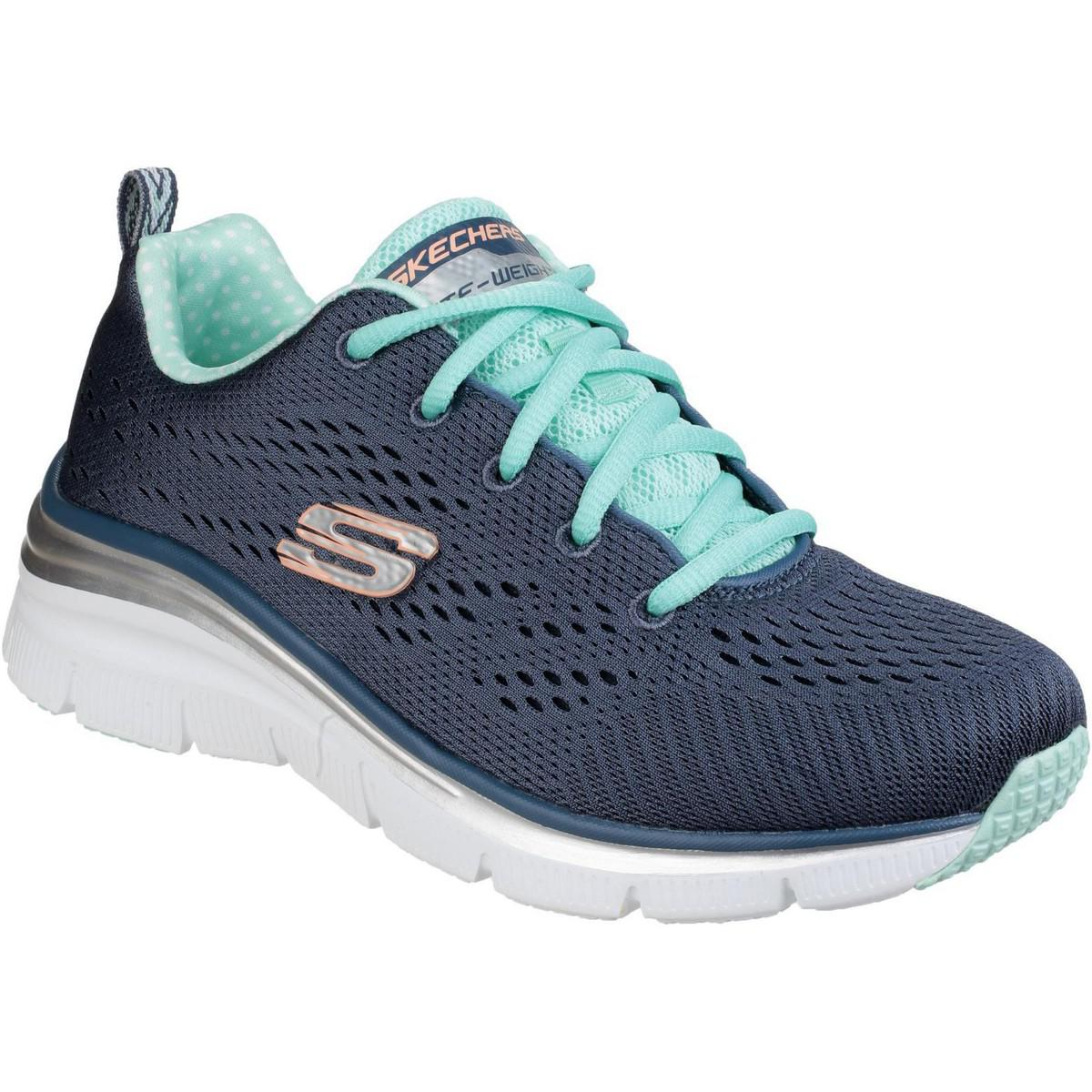 c203e9ed9c830 Skechers Sk12704 Fashion Fit - Statement Piece Women's Shoes ...