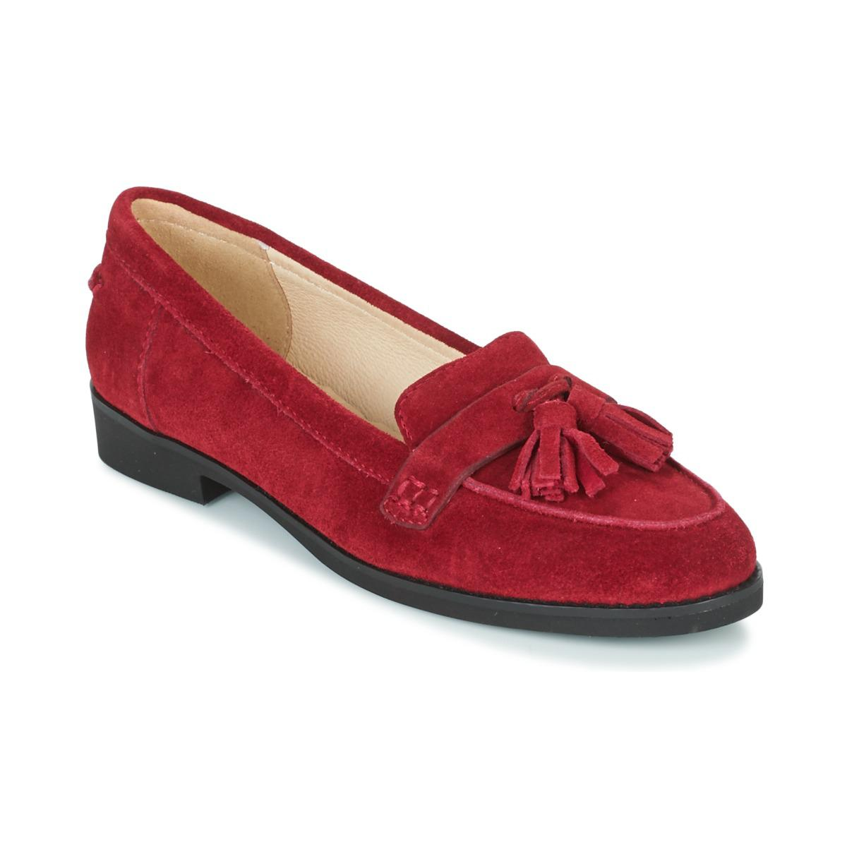 reputable site 0a2e2 7bc30 hush-puppies-red-Amya-Womens-Loafers-Casual-Shoes-In-Red.jpeg