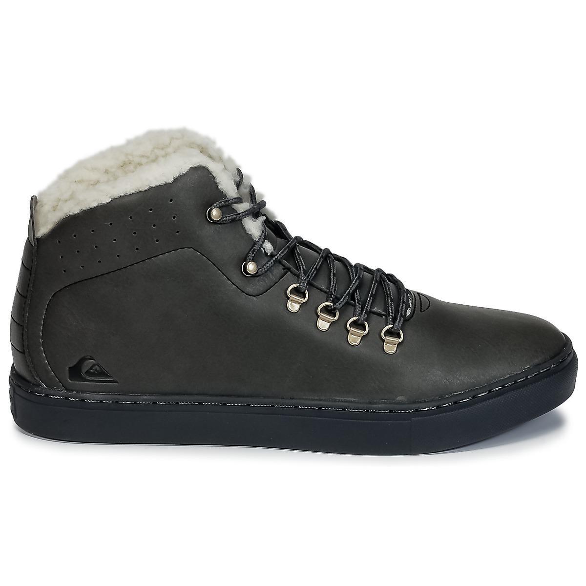 Men's In Shoe Xsss in Gray Jax for Men M Mid Boots Grey Quiksilver FK135TJclu