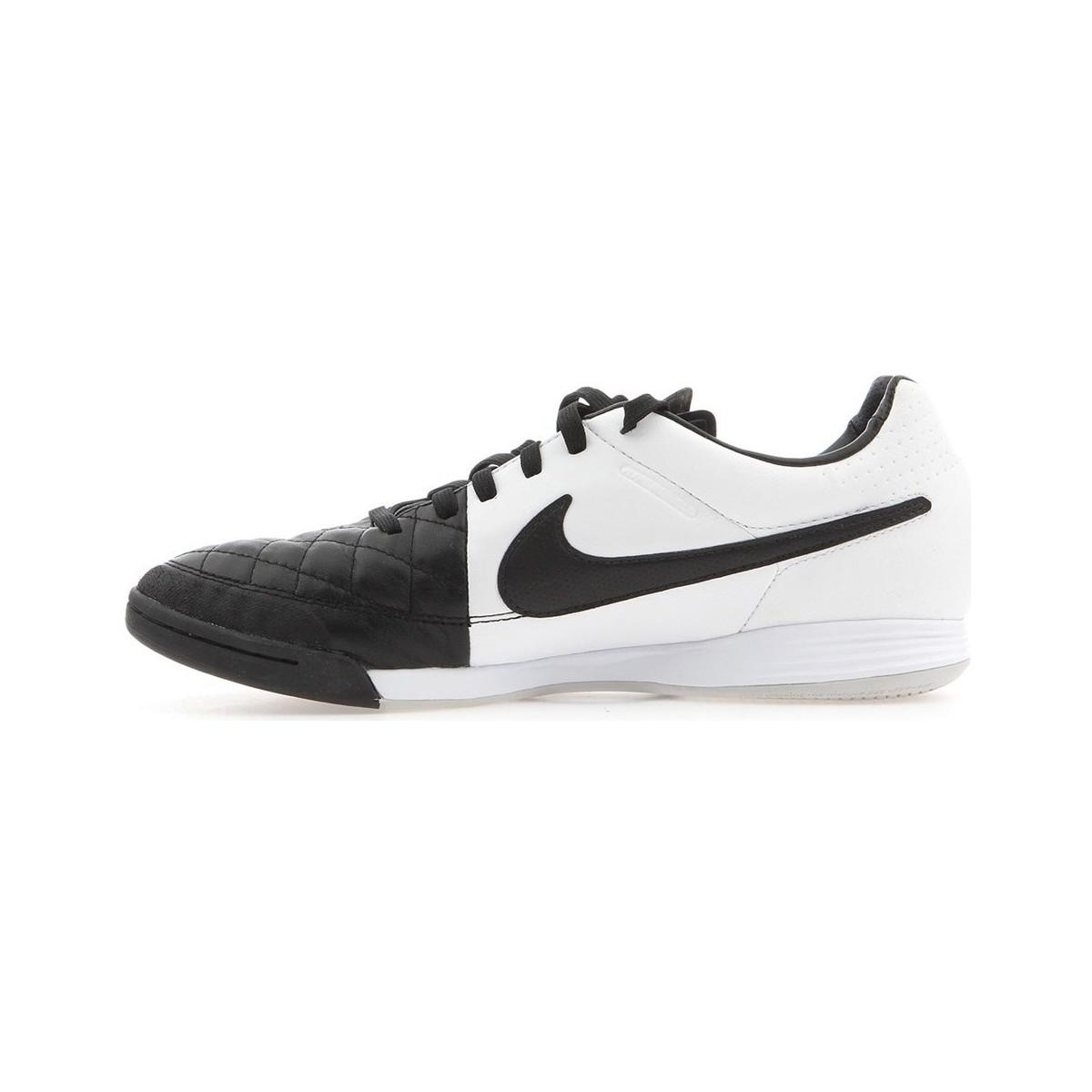 8f86403df72 Nike Tiempo Legacy Ic Men s Shoes (trainers) In White in White for ...