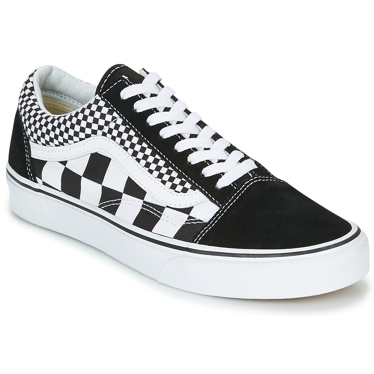 e4046794ac47 Black Vans Women s Skool Lyst Shoes Old In trainers YFaP4xY