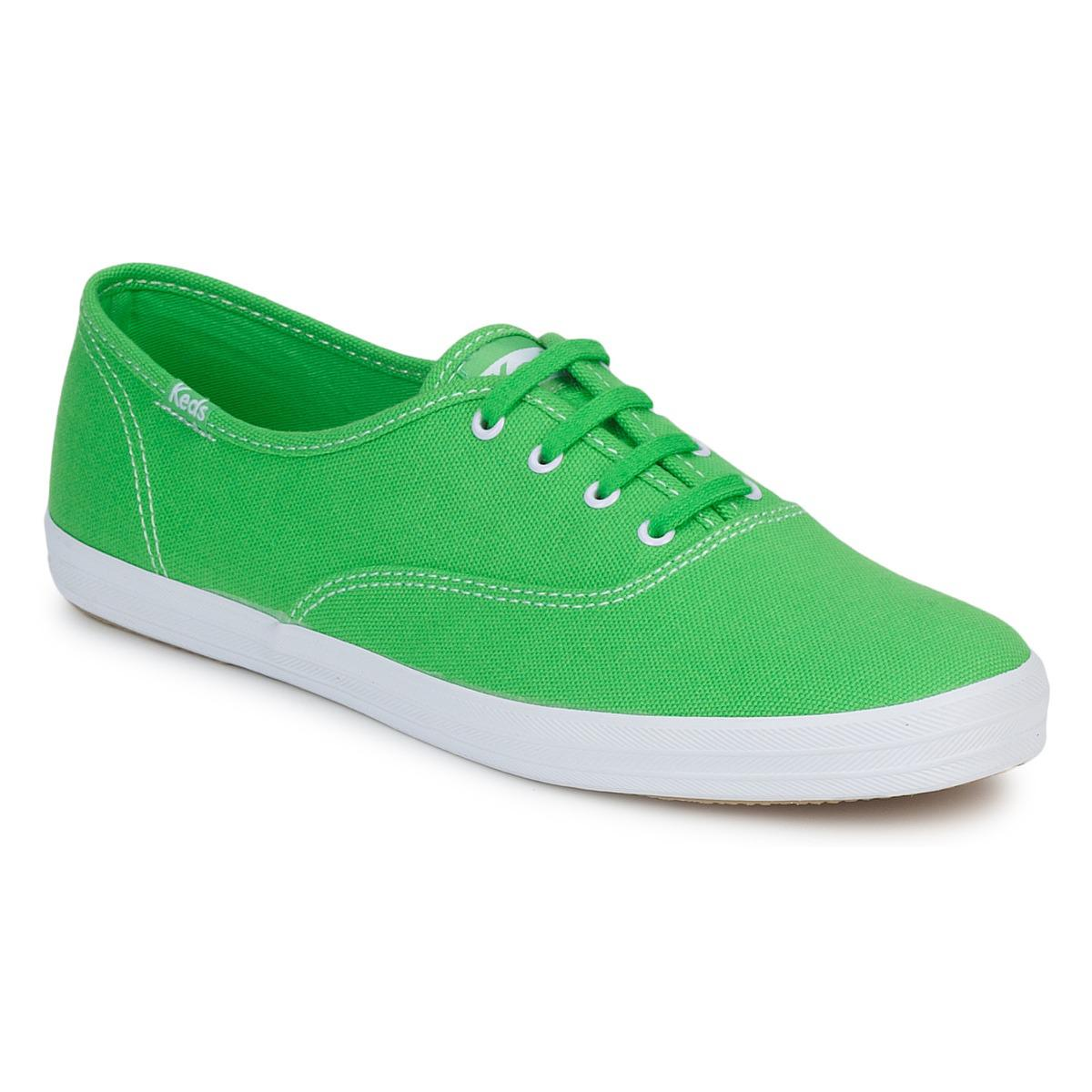 613306ac2ac0 Keds Champion Cvo Canvas Shoes (trainers) in Green - Lyst