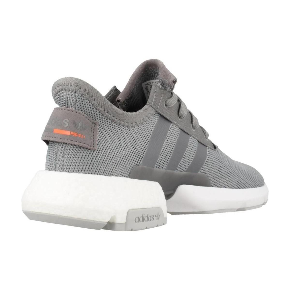 buy popular 99f12 002a1 Adidas - Gray B37365 Pod-s3.1 Men s Shoes (trainers) In Grey. View  fullscreen