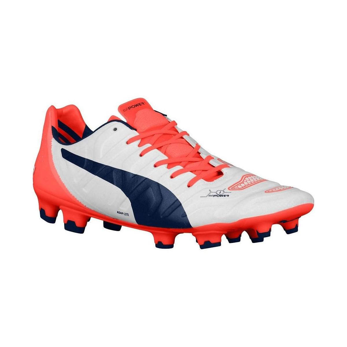 Puma Evopower 1.2 Fg Football Boots Women s Football Boots In White ... 5883592ea1