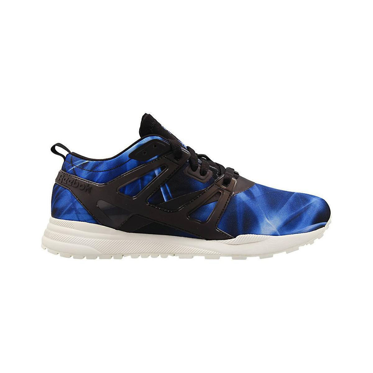 Reebok Ventilator Adapt Gr Blackblue Sportcha Men s Shoes (trainers ... 1fd977cc1