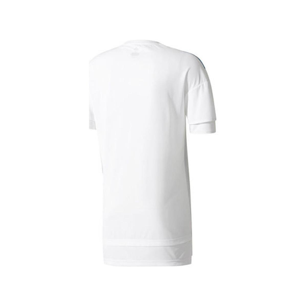 99cf1ffc5 Adidas - 2017-2018 Real Madrid Pre-match Training Shirt Men s T Shirt In.  View fullscreen