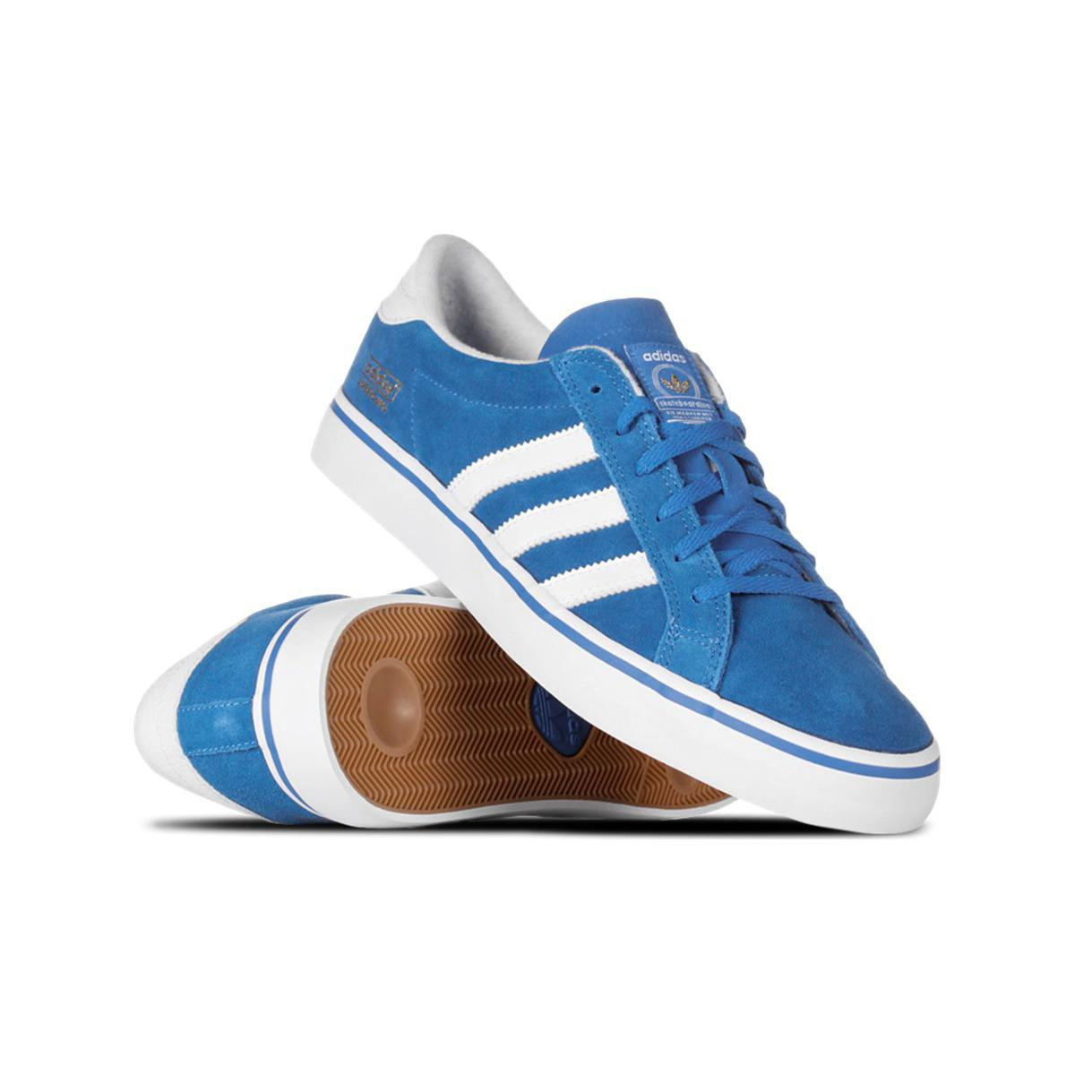 56af21dff Adidas Americana Vin Low Men s Shoes (trainers) In Blue in Blue for ...